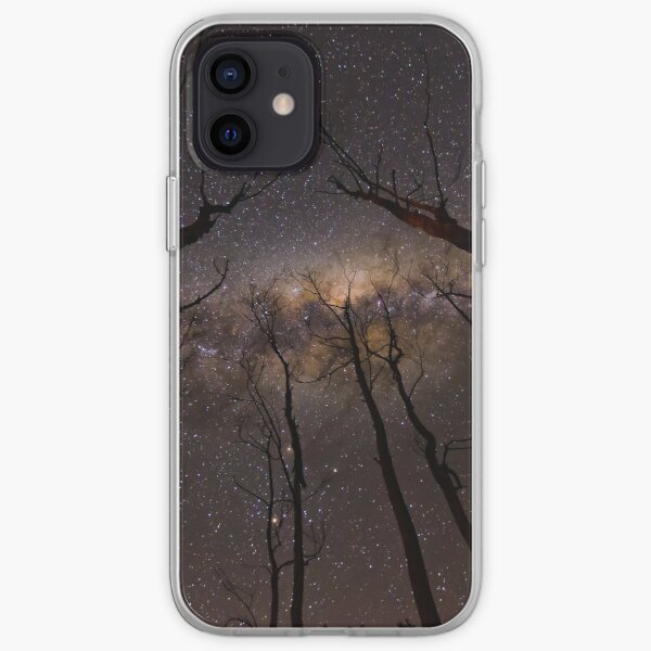 REACH FOR THE STARS iPhone Soft Case