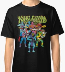 Gizzfest (King Gizzard & The Lizard Wizard) Classic T-Shirt