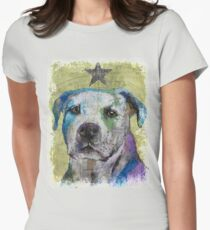 Pit Bull Terrier Women's Fitted T-Shirt