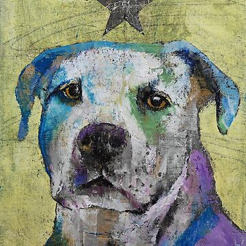 Pit Bull Terrier by michaelcreese