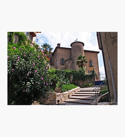 Chateau de Seix Photographic Print
