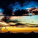 Sunset #54 by Richard Bozarth