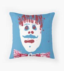 L'ami Américain Throw Pillow