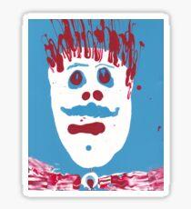 L'ami Américain Sticker