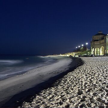 Cottesloe Beach  by kezzamccwill