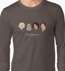 The Supremes Long Sleeve T-Shirt