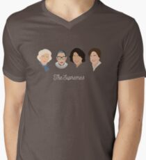 The Supremes Men's V-Neck T-Shirt