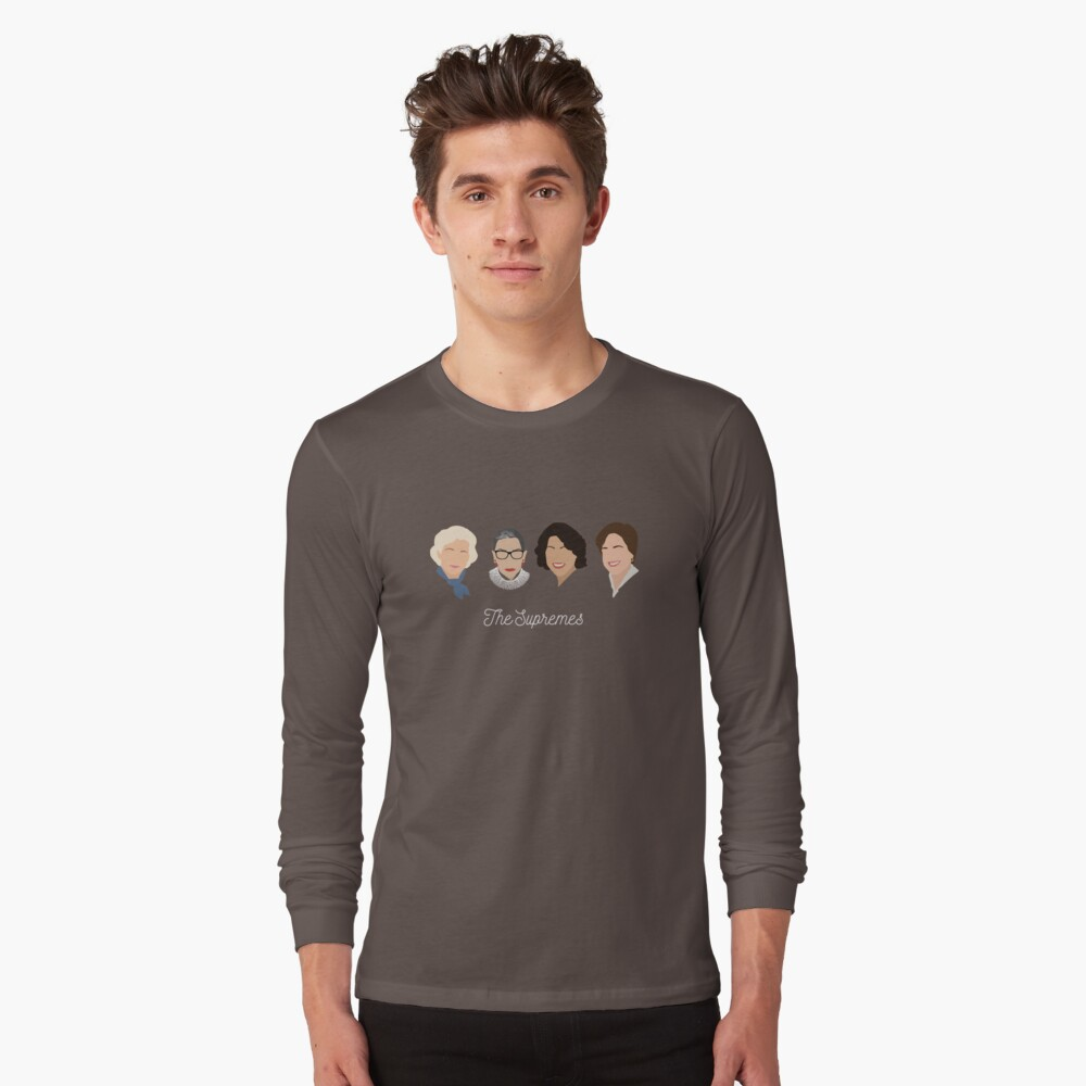 The Supremes Long Sleeve T-Shirt