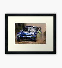 Chris Atkinson Framed Print