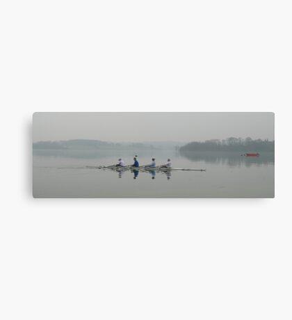 Misty Four Canvas Print