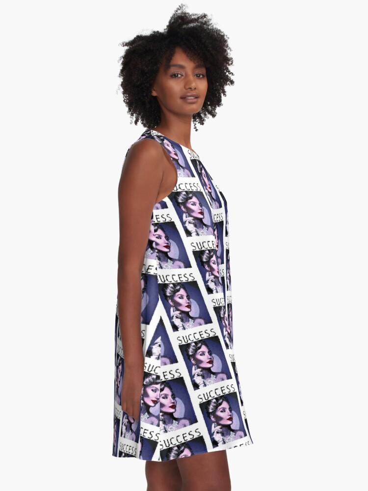 Alternate view of Success A-Line Dress
