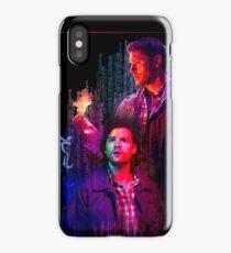 Supernatural Reloaded iPhone Case