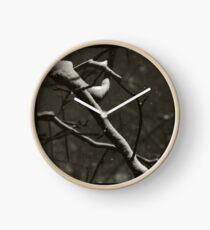 Cold March Clock
