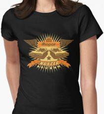 mopar muscle Women's Fitted T-Shirt