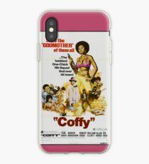 COFFY ALT RED iphone case