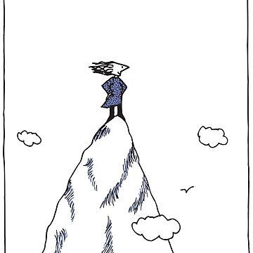 Woman With Altitude by judyhoracek