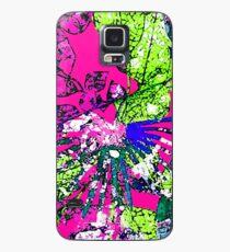 Funda/vinilo para Samsung Galaxy Fondo multicolor abstracto