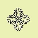 Al Momin Calligraphy Design by HAMID IQBAL KHAN