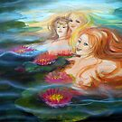 The story of Water Lily by Vickyh