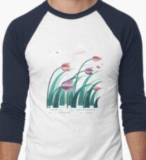 Kaninchen, ruhend Baseballshirt mit 3/4-Arm
