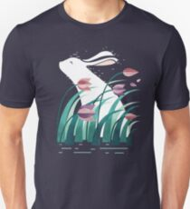 Rabbit, Resting Unisex T-Shirt