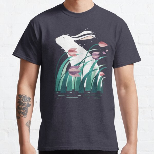 Rabbit, Resting Classic T-Shirt