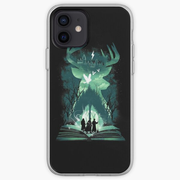 The Magic Never Ends iPhone Soft Case