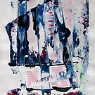 Fire in Antarctica or Birth of a new man, original abstract by Dmitri Matkovsky