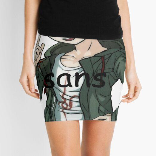 komaeda sans Mini Skirt