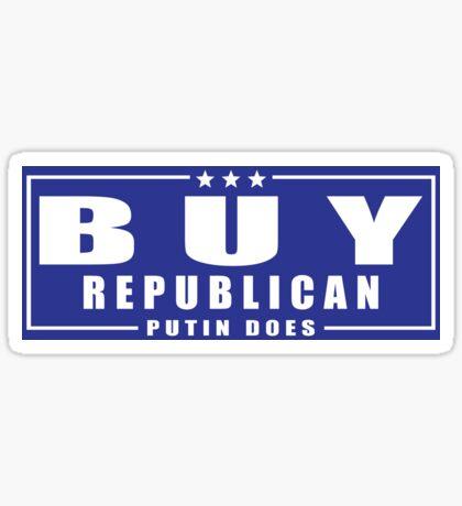 Buy Republican Putin Does Sticker