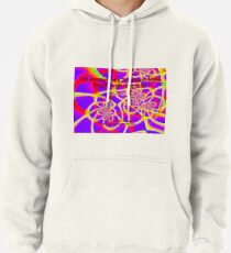 The Journey of a Thousand Miles Pullover Hoodie