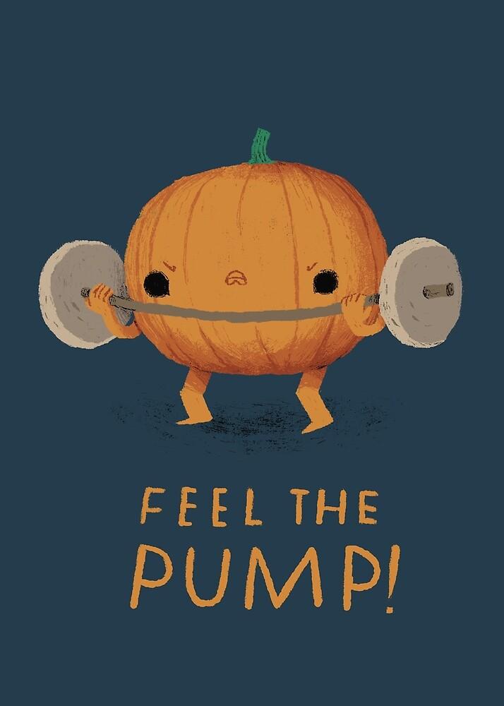 feel the pump! by louros