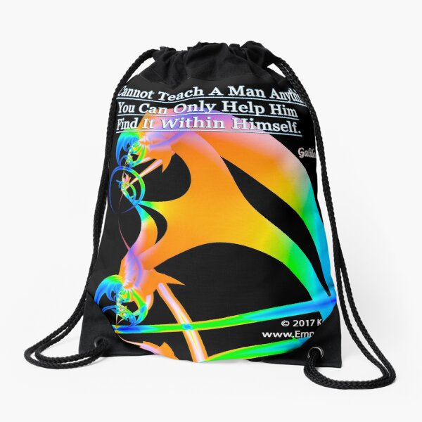 Find It Within Drawstring Bag