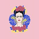 Tribute to Frida by cafelab