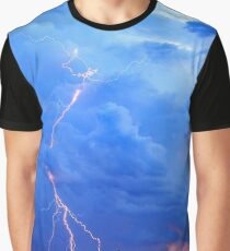 Sunset sparks Graphic T-Shirt