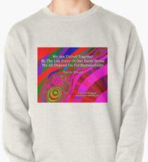 We Are United Pullover Sweatshirt