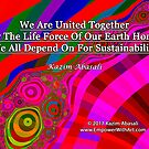 We Are United by empowerwithart