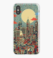 philadelphia panorama 3 iPhone Case