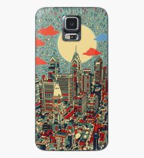 philadelphia panorama 3 Case/Skin for Samsung Galaxy