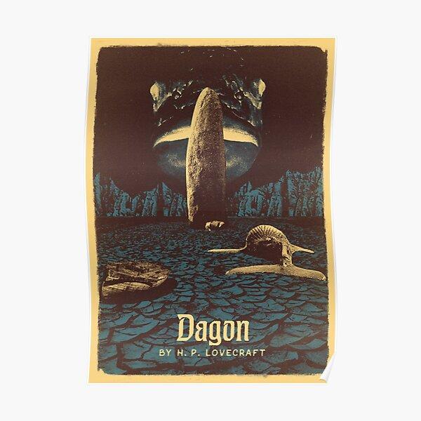 Série Lovecraft: Dagon Poster