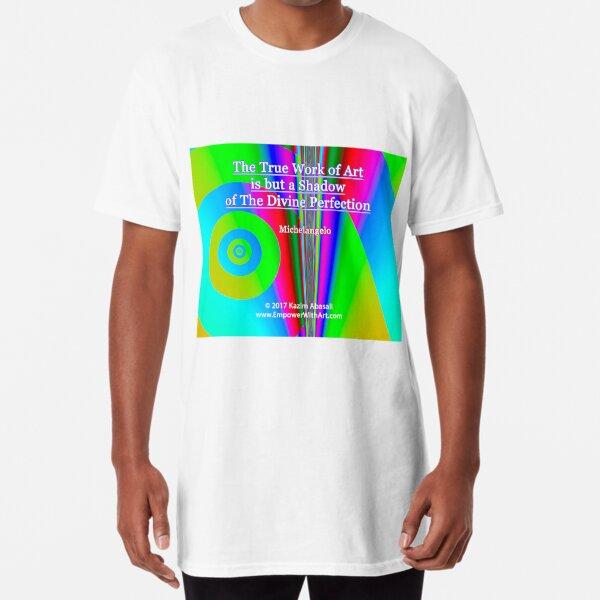 The True Work of Art Long T-Shirt