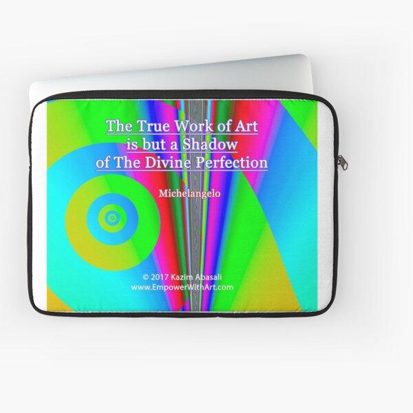The True Work of Art Laptop Sleeve