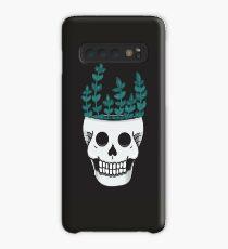 Skull Plant  Case/Skin for Samsung Galaxy