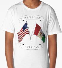 Mexican-American Long T-Shirt