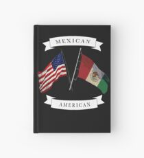 Mexican-American Hardcover Journal