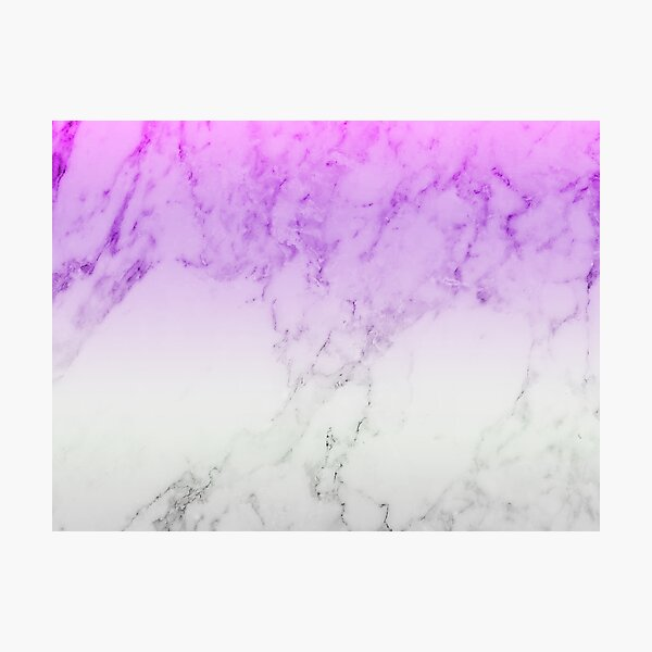 Marble Aesthetic Wallpaper Photographic Print By Warddt Redbubble