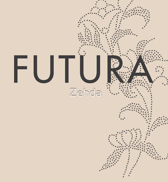 Futura typeface by Zehda