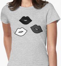 Dark Kiss Women's Fitted T-Shirt