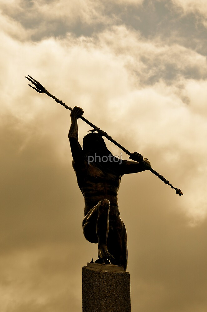 photoj Tas, Devonport, 'Master Of The Sea' by photoj