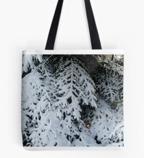 Winter decorations Tote Bag